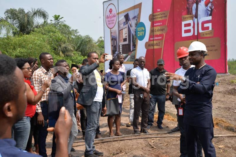 Mixed   Use Land Land for sale Located At Okun Imedu Ibeju Lekki Lagos Nigeria Ise town Ibeju-Lekki Lagos - 3