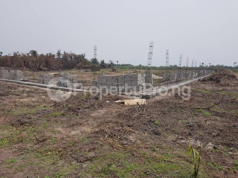 Mixed   Use Land Land for sale Located At Okun Imedu Ibeju Lekki Lagos Nigeria Ise town Ibeju-Lekki Lagos - 11