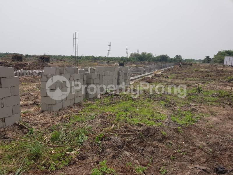 Mixed   Use Land Land for sale Located At Okun Imedu Ibeju Lekki Lagos Nigeria Ise town Ibeju-Lekki Lagos - 12