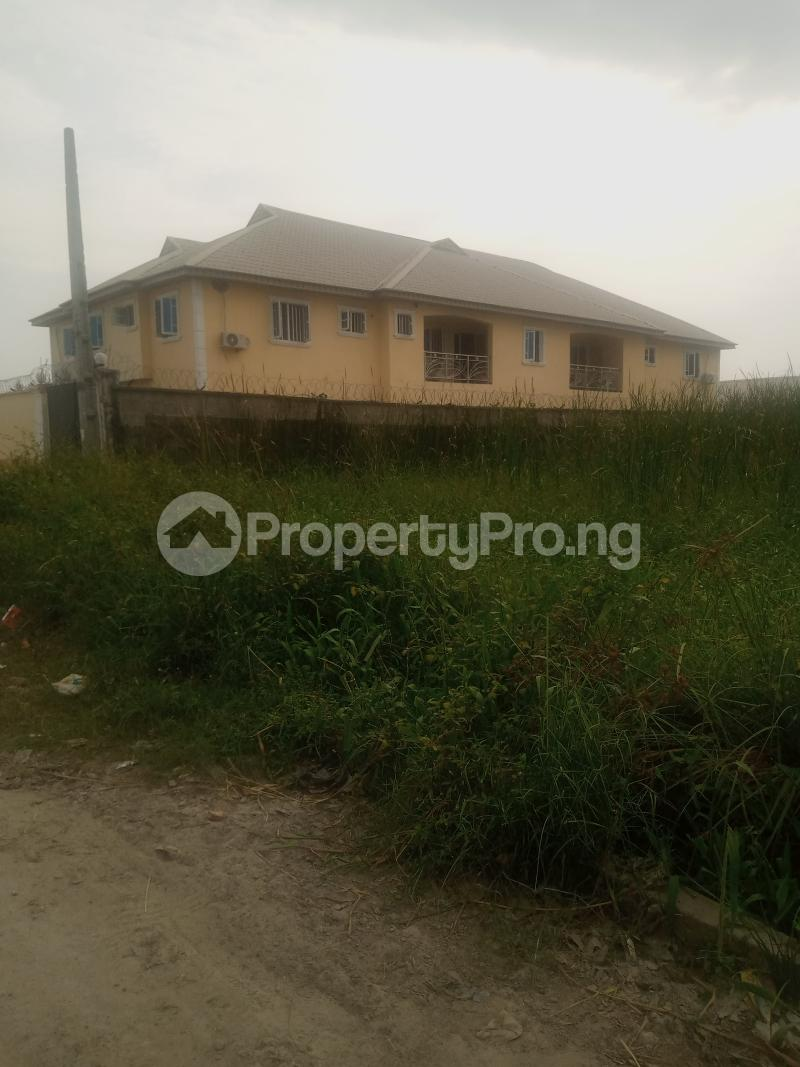 Residential Land Land for sale Divine homes Thomas estate Ajah Lagos - 0