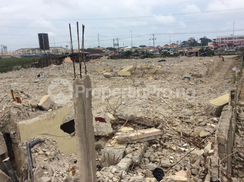 Commercial Land for sale Lekki Epe Expressway Ikate Lekki Lagos - 1