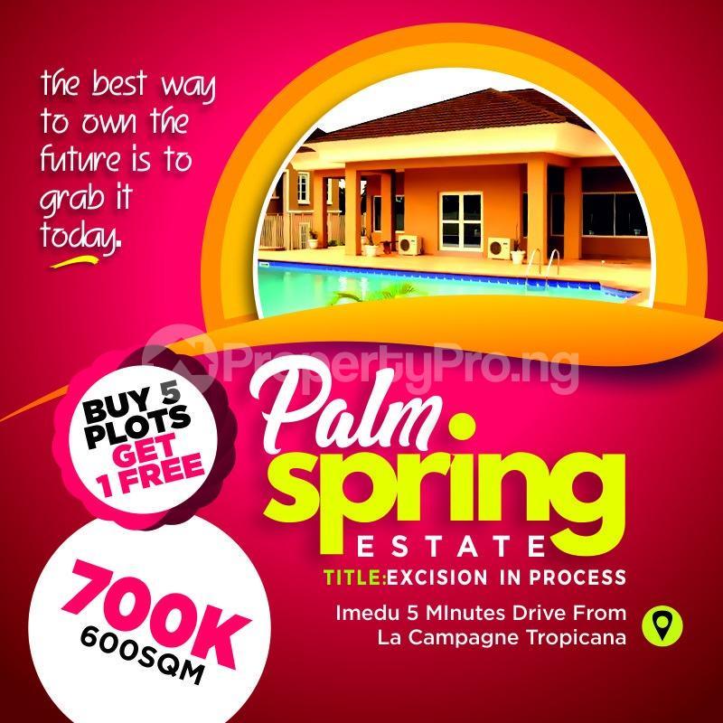Residential Land Land for sale Ibeju-Lekki Orimedu Ibeju-Lekki Lagos - 4