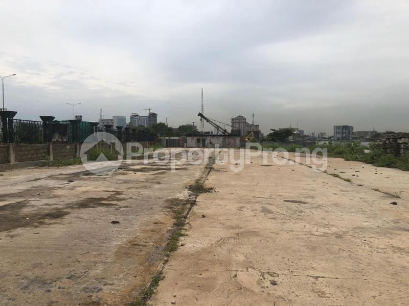 Land for sale Elm Osborne Foreshore Estate Ikoyi Lagos - 0