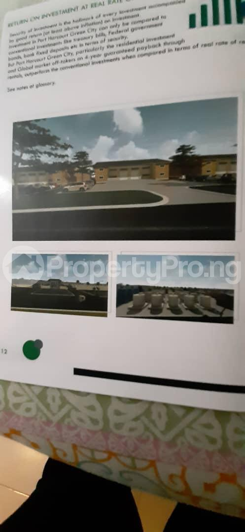 Industrial Land Land for sale Port Harcourt Rivers - 1