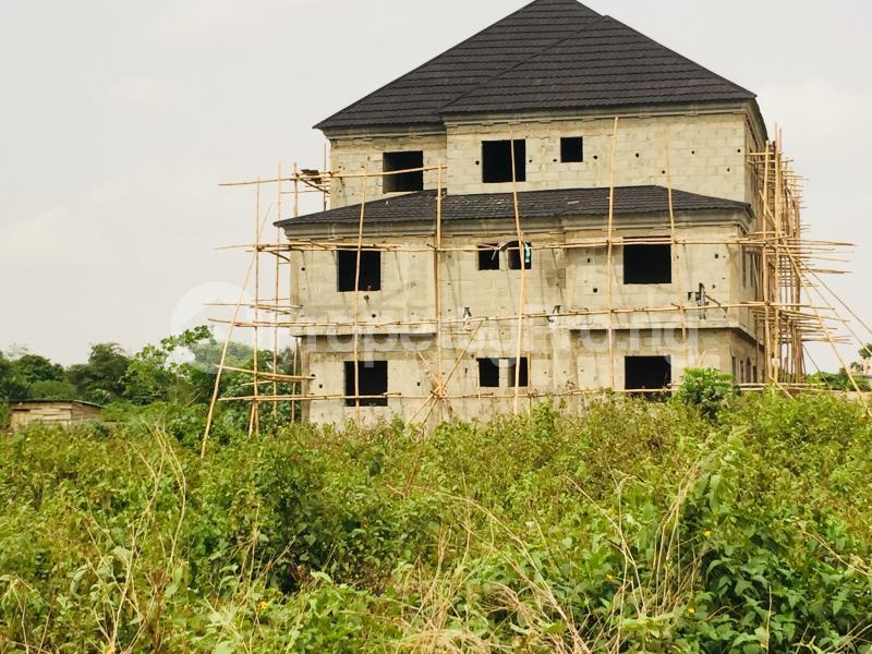 Residential Land Land for sale P and T bus stop .... Boys Town ipaja  Ipaja road Ipaja Lagos - 30