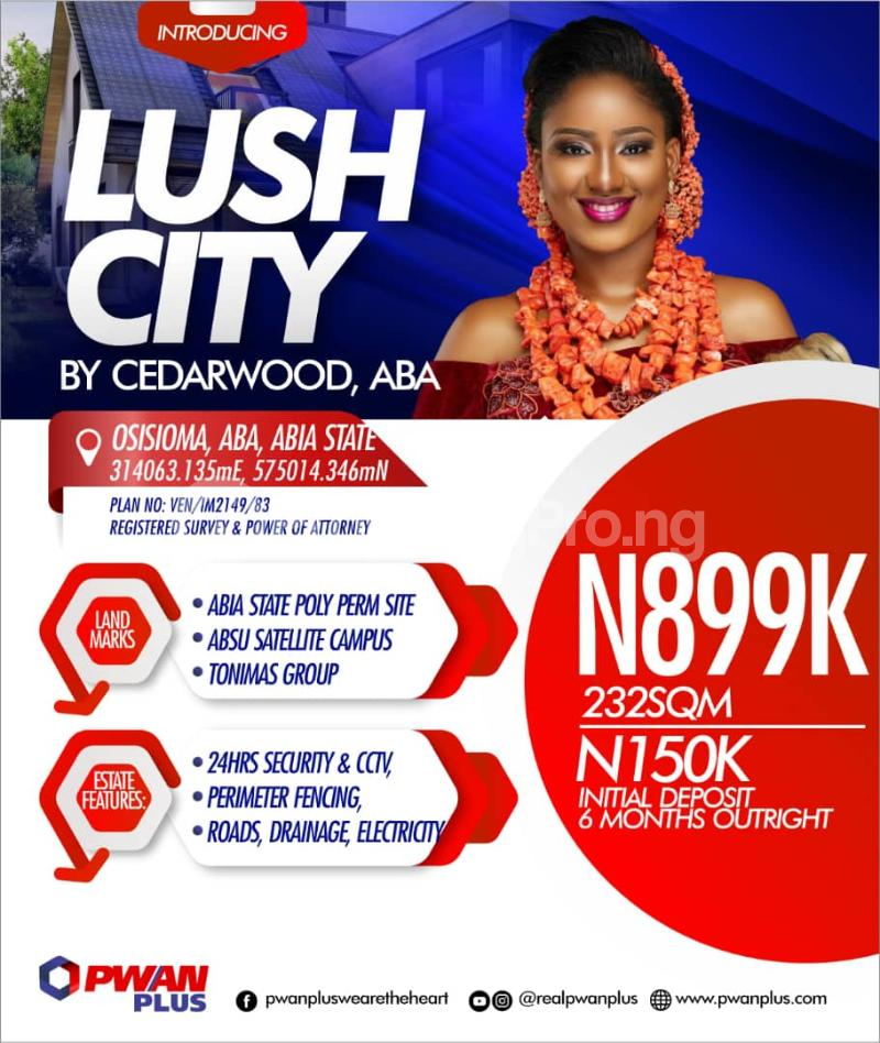 Mixed   Use Land Land for sale Osisioma Aba Abia - 2