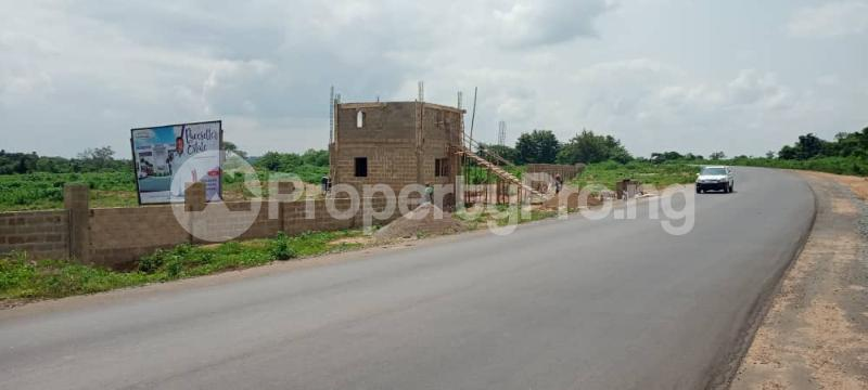Residential Land for sale Alabata, 6 Minutes Drive From King's International College, Moniya Ibadan Oyo - 0
