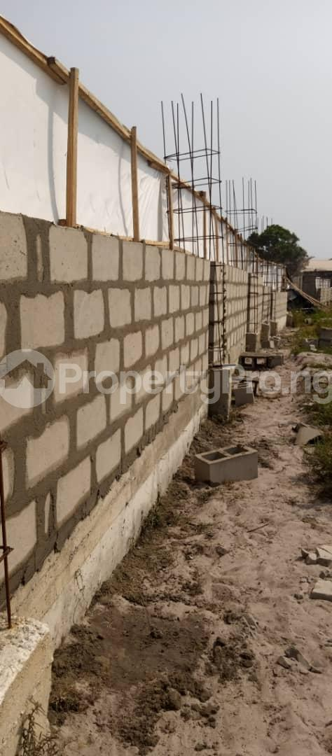 Serviced Residential Land Land for sale Lekki Second toll gate After Orchid Hotel Road chevron Lekki Lagos - 1