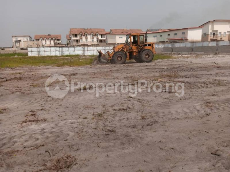 Serviced Residential Land Land for sale Lekki Second toll gate After Orchid Hotel Road chevron Lekki Lagos - 6