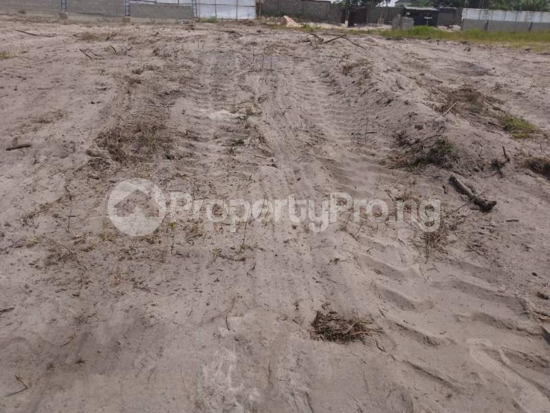 Serviced Residential Land Land for sale Lekki Second toll gate After Orchid Hotel Road chevron Lekki Lagos - 4