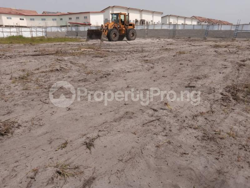 Serviced Residential Land Land for sale Lekki Second toll gate After Orchid Hotel Road chevron Lekki Lagos - 5