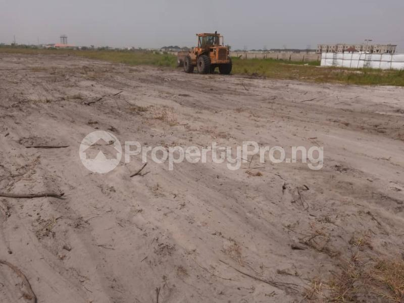 Serviced Residential Land Land for sale Lekki Second toll gate After Orchid Hotel Road chevron Lekki Lagos - 3