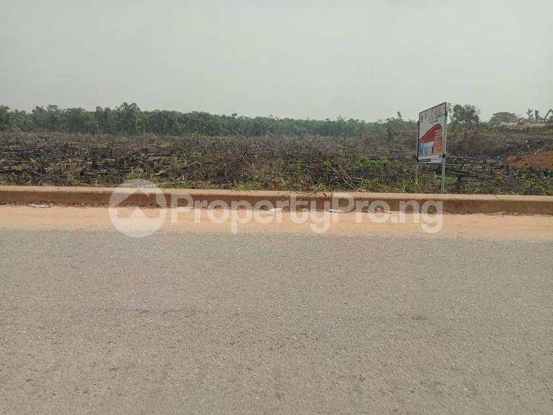 Serviced Residential Land Land for sale Directly Along Lekki Epe Express Epe Road Epe Lagos - 5