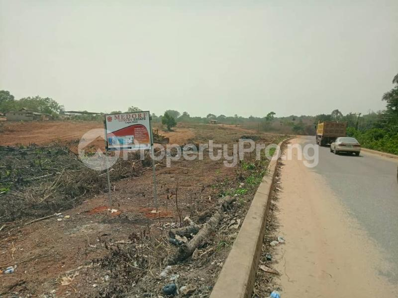 Serviced Residential Land Land for sale Directly Along Lekki Epe Express Epe Road Epe Lagos - 4