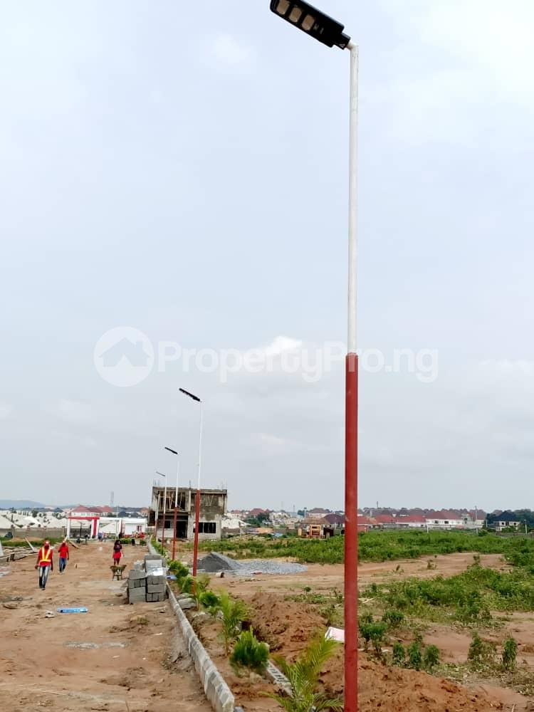 Serviced Residential Land Land for sale Sabon-Lugbe, 10 Minutes From Nnamdi Azikwe International Airport Lugbe Abuja - 4