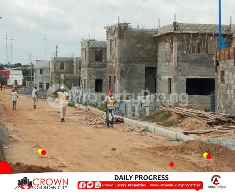 Serviced Residential Land Land for sale Sabon-Lugbe, 10 Minutes From Nnamdi Azikwe International Airport Lugbe Abuja - 3