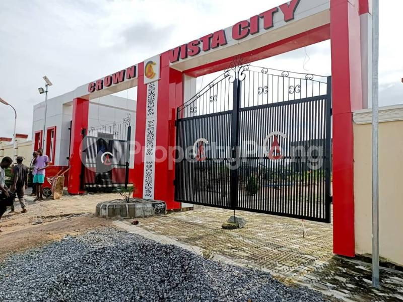 Serviced Residential Land Land for sale Sabon-Lugbe, 10 Minutes From Nnamdi Azikwe International Airport Lugbe Abuja - 2