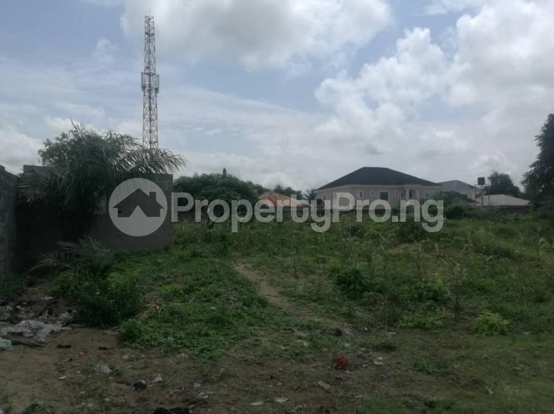 Mixed   Use Land Land for sale Immediate Turn Opposite Royal Palm Suite After Mayfair Garden Estate, Awoyaya Ajah Lagos - 7
