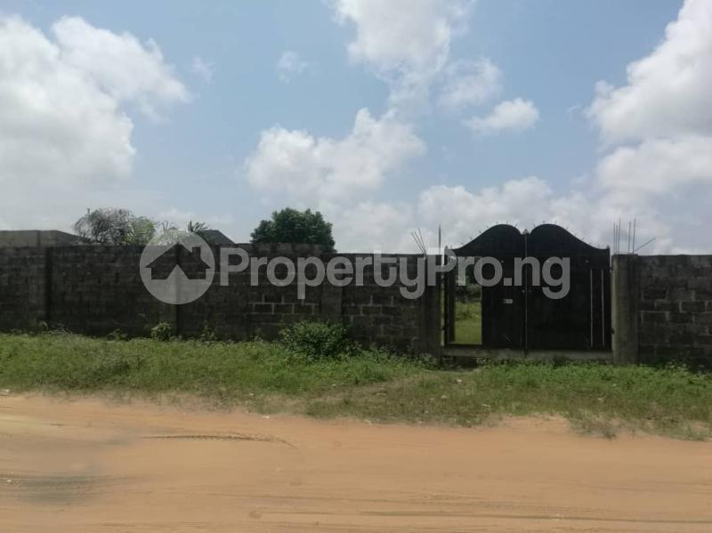 Mixed   Use Land Land for sale Immediate Turn Opposite Royal Palm Suite After Mayfair Garden Estate, Awoyaya Ajah Lagos - 5