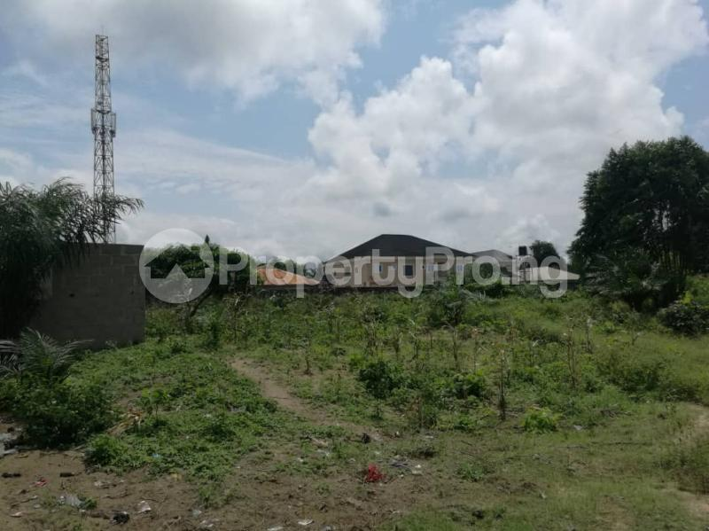 Mixed   Use Land Land for sale Immediate Turn Opposite Royal Palm Suite After Mayfair Garden Estate, Awoyaya Ajah Lagos - 8