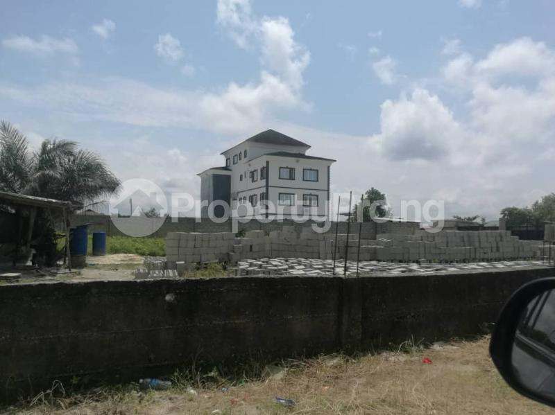 Mixed   Use Land Land for sale Immediate Turn Opposite Royal Palm Suite After Mayfair Garden Estate, Awoyaya Ajah Lagos - 1