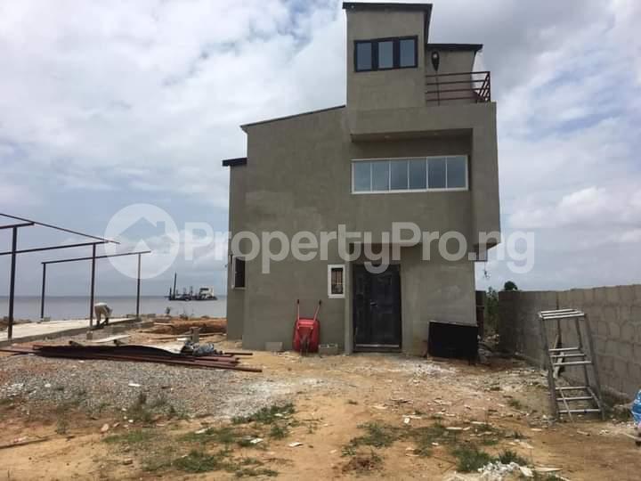 Land for sale Water view, Oworonshoki Gbagada Lagos - 0