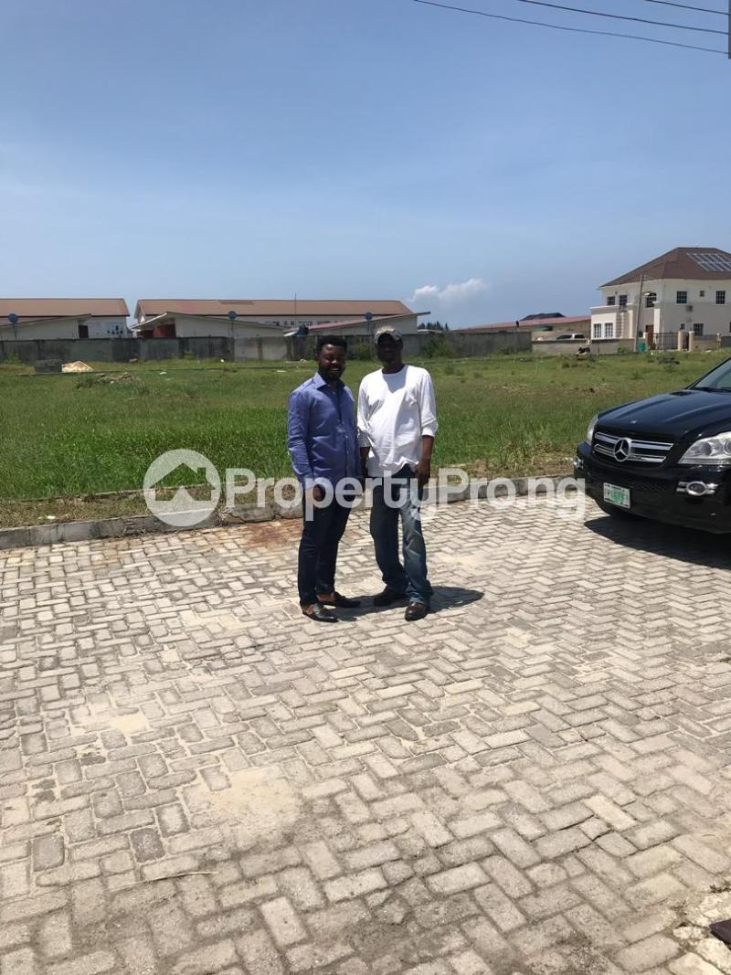 Residential Land Land for sale Lakeview park II estate, off Orchid hotel road by Chevron Tollgate, Lekki Lagos - 0