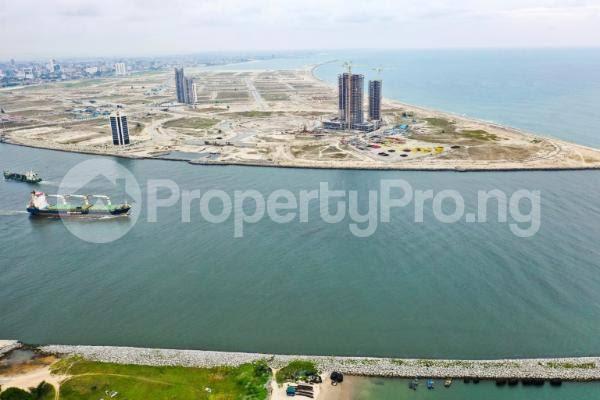 Land for sale Canal lots, Eko Atlantic Victoria Island Lagos - 0