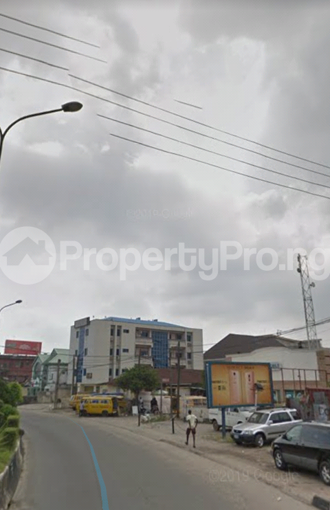 Commercial Land Land for sale directly along Herbert Macaulay way (facing the road), Yaba Lagos - 1