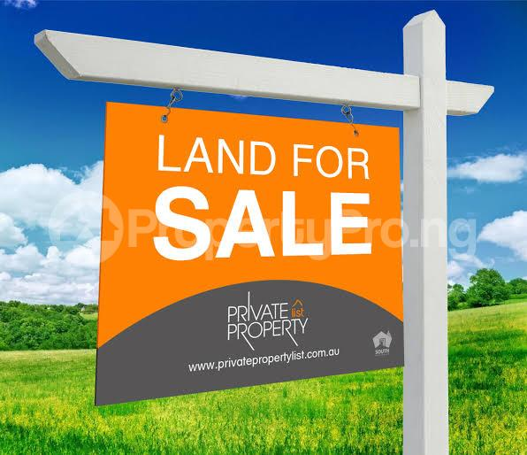 Residential Land for sale Main Jericho Jericho Ibadan Oyo - 0