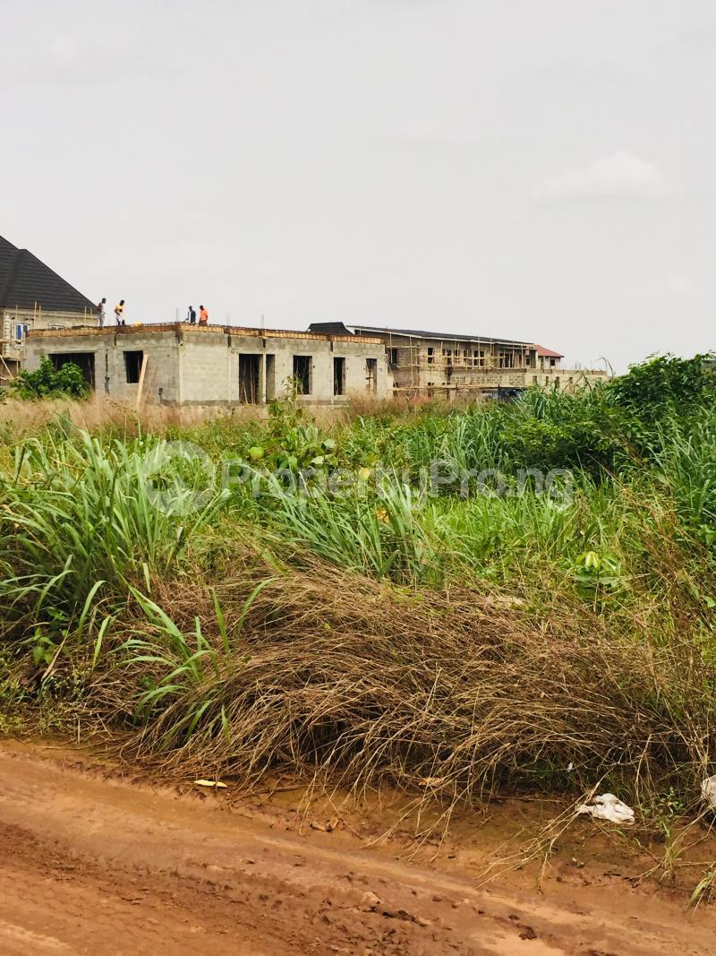 Residential Land Land for sale P and T bus stop .... Boys Town ipaja  Ipaja road Ipaja Lagos - 23