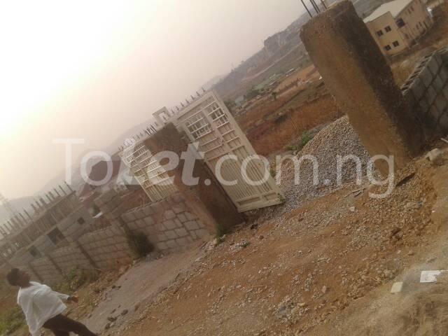 Land for sale - Mpape Abuja - 3