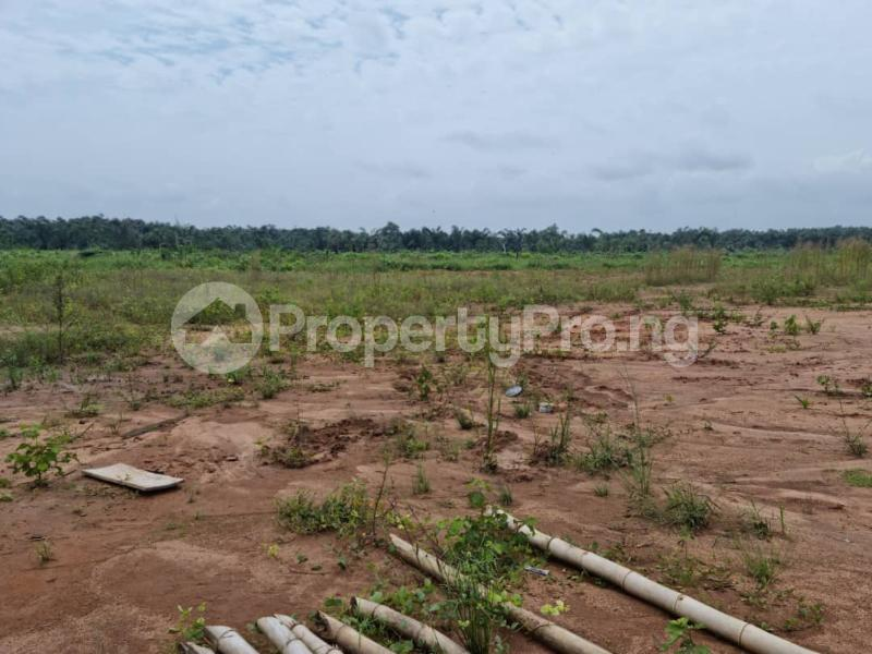 Residential Land for sale Eagle's Square Estate, Oke Ogun Within Airport Area. Ibeju-Lekki Lagos - 6