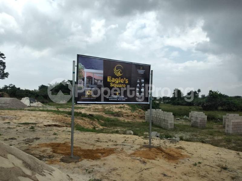Residential Land for sale Eagle's Square Estate, Oke Ogun Within Airport Area. Ibeju-Lekki Lagos - 5