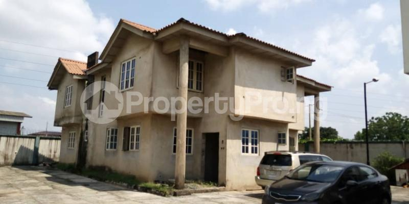 4 bedroom Detached Duplex House for sale Greenhill Estate  Oko oba Agege Lagos - 0