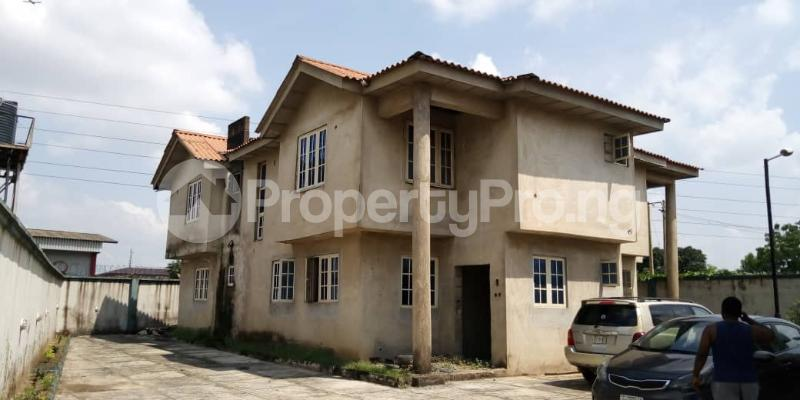 4 bedroom Detached Duplex House for sale Greenhill Estate  Oko oba Agege Lagos - 4