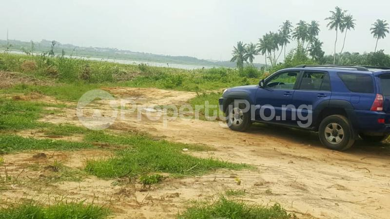 Residential Land for sale Lagoon Front Estate, Less Than 5mins Drive To The New Int., Airport. Epe Lagos - 5