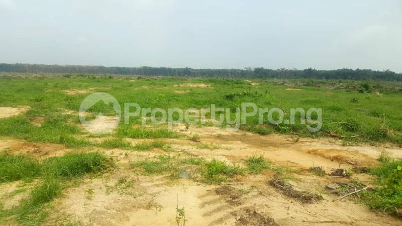 Residential Land for sale Lagoon Front Estate, Less Than 5mins Drive To The New Int., Airport. Epe Lagos - 6