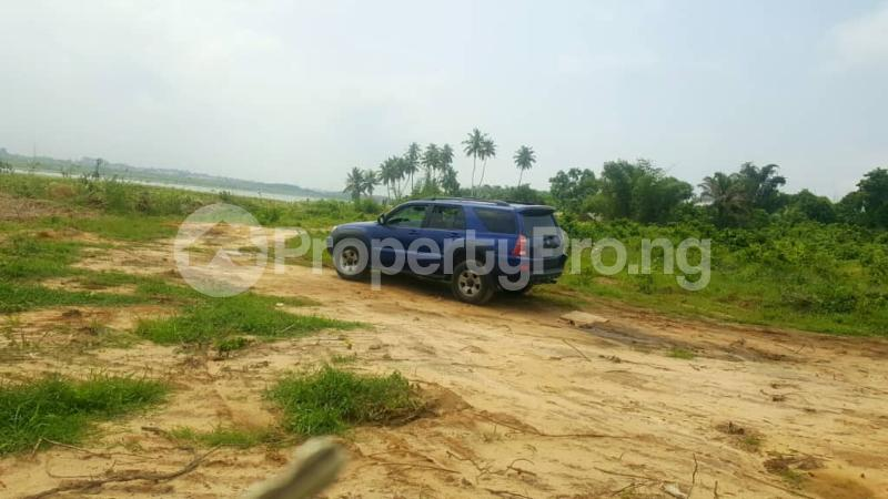 Residential Land for sale Lagoon Front Estate, Less Than 5mins Drive To The New Int., Airport. Epe Lagos - 7