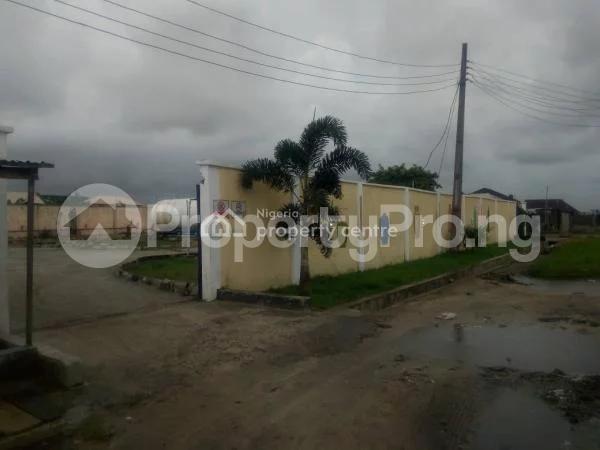 Land for sale Road 3 Goodnews Estate Sangotedo Ajah Lagos - 0