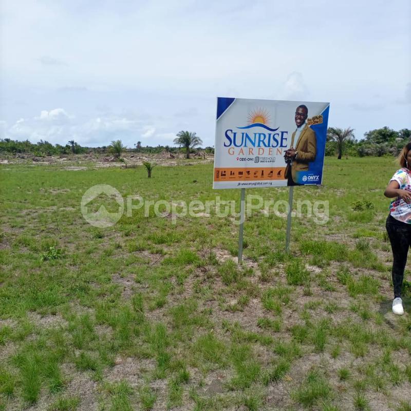 Residential Land for sale Sunrise Estate, Ode Omi Ibeju-Lekki Lagos - 7