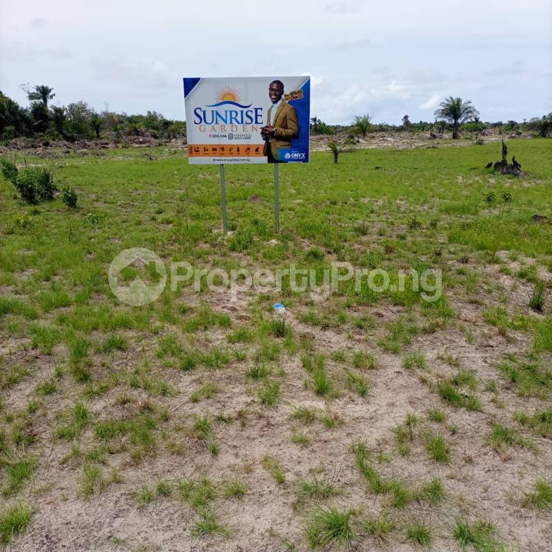 Residential Land for sale Sunrise Estate, Ode Omi Ibeju-Lekki Lagos - 8