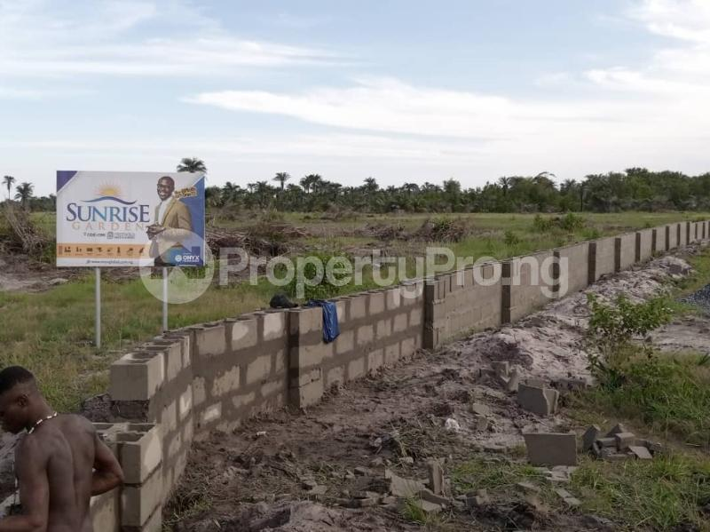 Residential Land for sale Sunrise Estate, Ode Omi Ibeju-Lekki Lagos - 5