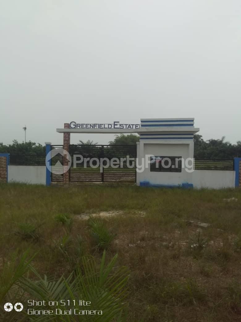 Residential Land Land for sale Greenfield Estate Phase2, Asegun Town Ibeju-Lekki Lagos - 1