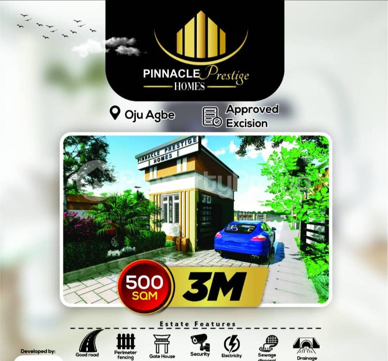 Residential Land for sale Pinnacle Prestige Homes, Less Than 5mins Drive From Eleko. Eleko Ibeju-Lekki Lagos - 4