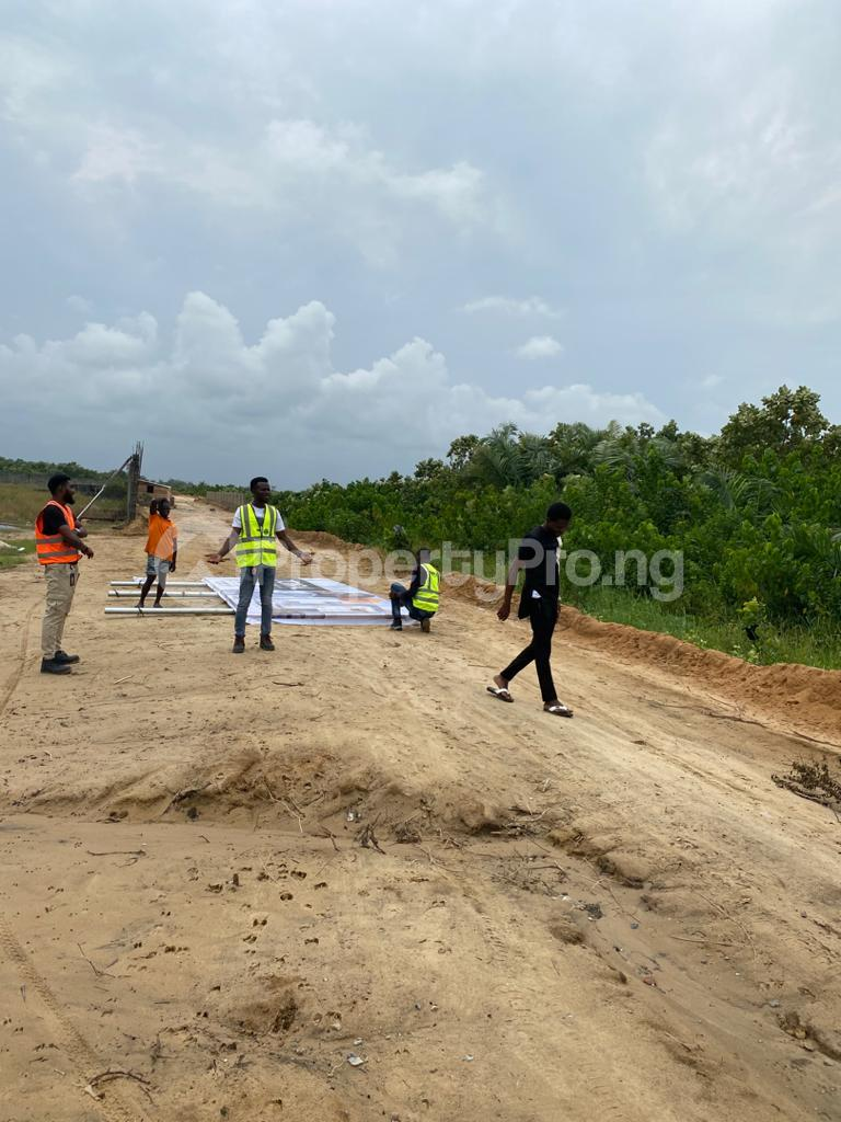 Mixed   Use Land for sale D'coral, Museyo Eleko. Less Than 1min Drive To The Express. Eleko Ibeju-Lekki Lagos - 6