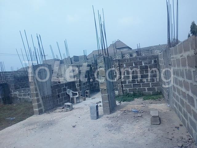 1 bedroom mini flat  Land for sale Ekoro Road Abule Egba Lagos Agege Lagos - 1