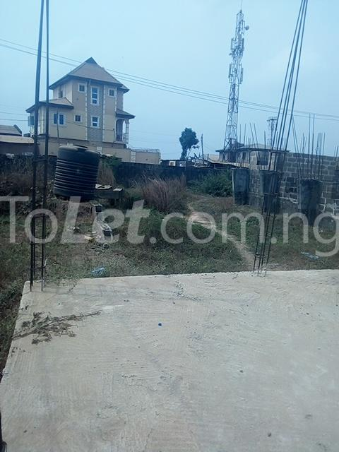 1 bedroom mini flat  Land for sale Ekoro Road Abule Egba Lagos Agege Lagos - 0
