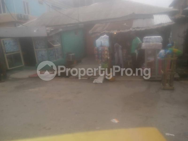 Mixed   Use Land for sale Ogunshefunmi Street Off Akinremi Street Obafemi Awolowo Way Ikeja Lagos - 1
