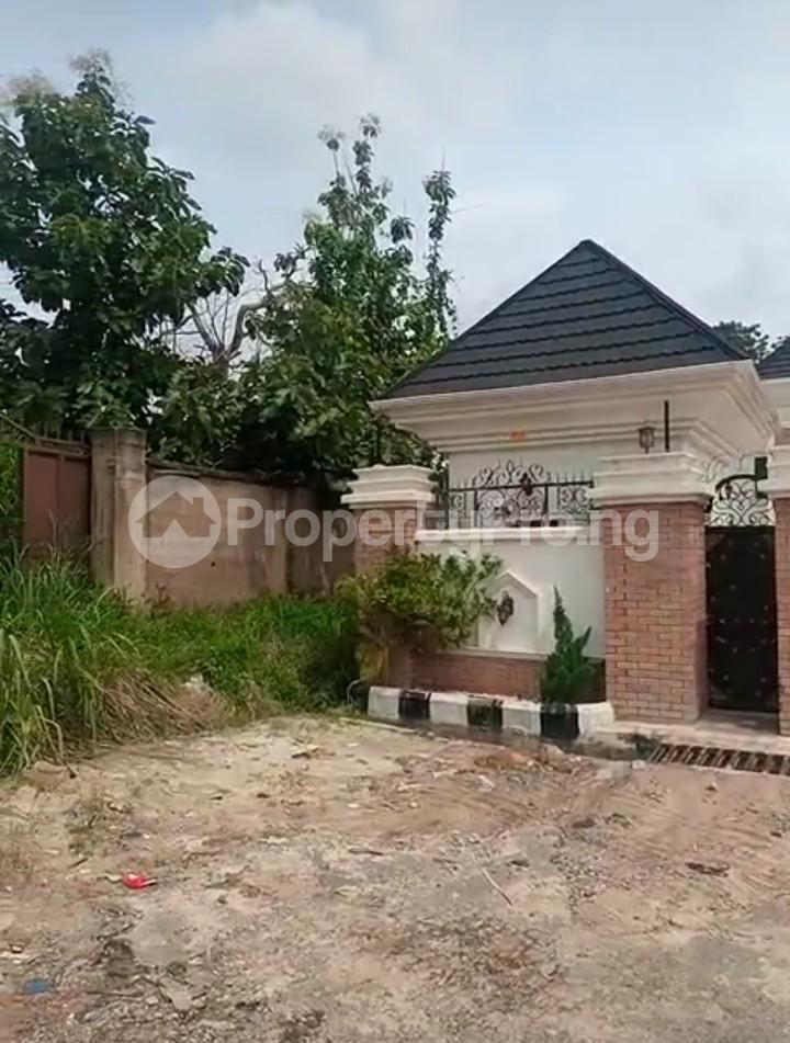 Residential Land for sale Golf Estate Gra Enugu Enugu - 1